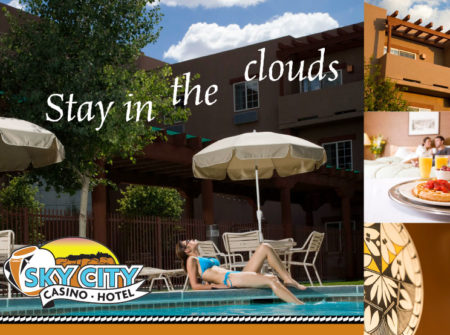 Sky City Casino Hotel suite direct mail